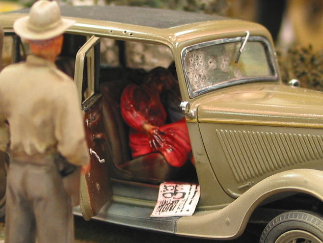 gibsland milf women Bonnie & clyde's death car-- still as poignant as ever  if clyde barrow was killed by prentiss oakley with his 2 pre-mature,  particularly of women.