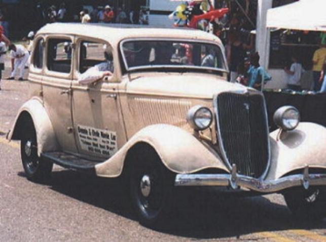 1967 movie death car