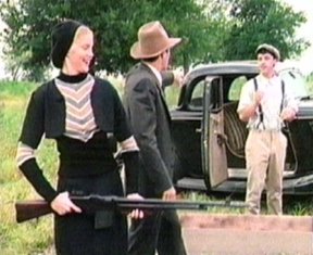 Bonnie and Clyde Movie 1992